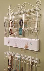 Wall Jewelry Organizer Door Necklace Organizer Wall Door Closet Fine Jewelry And