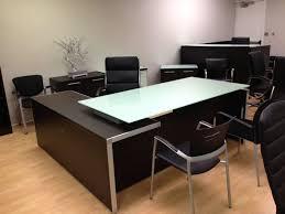 glass office desk furniture. corner l shaped office desks beige leather sea glass table top white desk chairs dark furniture k