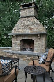 45 stunning outdoor fireplace designs for relaxing with your friends