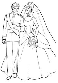 Wedding Dress Coloring Pages Wedding Dress Coloring Pages Printable