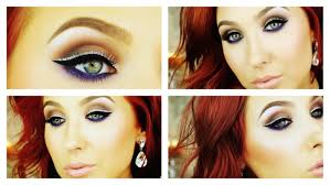 new years eve makeup tutorial jaclyn hill