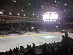 Coca Cola Coliseum Section 112 Home Of Toronto Marlies