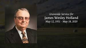 Obituary | James Wesley Holland of Suffolk, Virginia | Parr Funeral Home &  Crematory