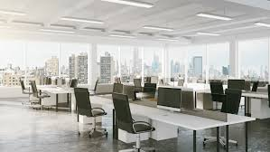 office space lighting. Open Concept Office Space Lighting