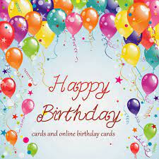 Birthday ecards are able to be personalized with a message from you and sent to your loved one's email. E Birthday Card For The Simple And Attractive Greeting Candacefaber