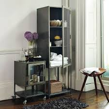 metal storage cabinet. View In Gallery. This Particular Metal Storage Cabinet