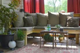 diy outdoor living space ideas. that comfortable diy outdoor living space ideas