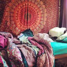 creative ideas in style bedding boho blanket blankets home decor hipster hippie bedroom tapestry mandala wheretoget india