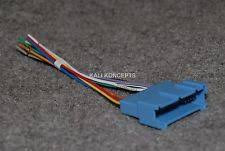 wiring harness for aftermarket stereo solidfonts aftermarket stereo wiring harness diagram