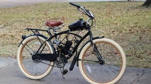 louisiana custom built 2 and 4 stroke motorized bicycles bikes