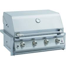 Bbq Galore Outdoor Kitchen Turbo By Barbeques Galore 32 Inch 4 Burner Built In Natural Gas