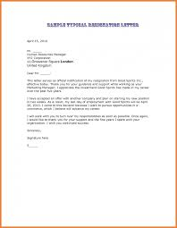 good letter of resignation good resignation letter pdf sop proposal