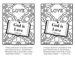 Small Picture Adult god is love coloring page God Is Love Coloring Page God Is