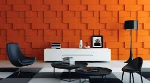 rubik gypsum plaster 3d wall panels