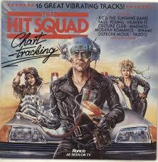 Various Pop The Hit Squad Chart Tracking Uk Vinyl Lp Album Lp Record