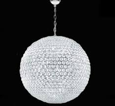 sun sphere 32 light large crystal chandelier