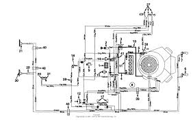 Mtd riding mower wiring diagram with yard machine on and mtd 145z836p190 garden tractor gt 205