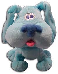Cuddly Collectibles Nick Jr Noggin Blues Clues Plush Dolls
