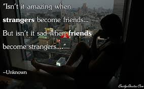 Friends Change Quotes Fascinating 48 Inspiring Quotes About Friendship Changing