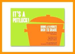 Potluck Invitation Template S Free Halloween Templates Cafe322 Com