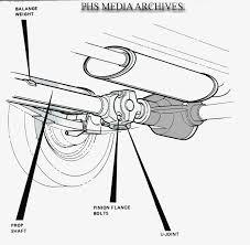 Phscollectorcarworld Tech Files Drive Line Vibration Diagnosis