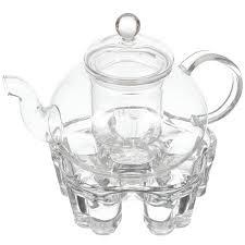 <b>Чайник заварочный стеклянный</b>, 800 мл, с ситечком и ...