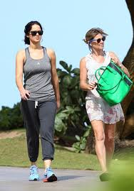 ... Jennifer Lawrence in Hawaii with her family where she will resume  shooting Catching Fire 132799 ...