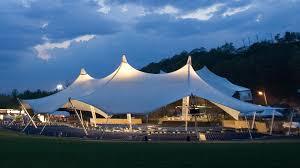 The Pavilion At Montage Mountain Scranton Pa Seating