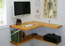 wall mounted office desk. try these compact home office desks wall mounted desk o
