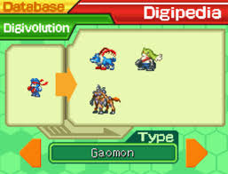 Digimon World Championship Digivolution Chart Gaomon Digimon World Championship Wiki Fandom
