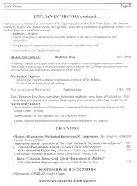 Government Resume Examples – Fnfstudios