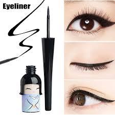 eyeliner liquid pen anese doll cute waterproof hard head makeup cosmetics beauty eyes makeup liquid eyeliner
