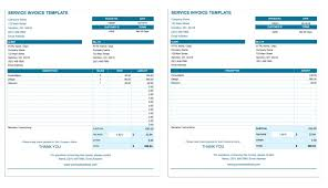Invoice Free Template Free Google Docs Invoice Templates Smartsheet