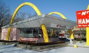 「マクドナルド シングルアーチ」の画像検索結果