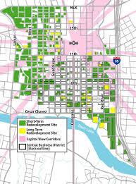 city of austin development map  austin development map (texas  usa)