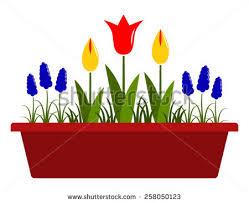Image result for garden pot clip art