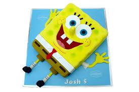 Spongebob Squarepants Cake 3d Cake Store