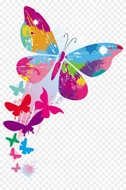 Butterfly Stock Illustration Color Clip ...