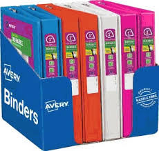 Avery 1 1 2 Inch Binder Avery 2 Binder Under Fontanacountryinn Com