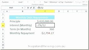 Loan Payoff Calculator Excel Template Best Of Download The Auto Loan