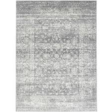 lifestyle floors grey vintage style oriental rug reviews temple webster