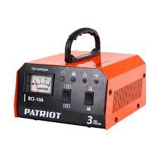 Зарядное <b>устройство PATRIOT BCI-10A</b> арт. 650303410 ...