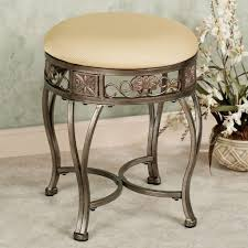 metal vanity stool. Modren Metal Bathroom Vanity Stool Black Metal Globorank To V