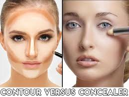 contour versus concealer basics you need to note make up tips