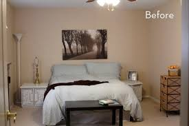 Delightful Bedroom Makeover Before And After Photo   7
