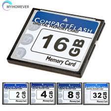 Thẻ Nhớ CF Tốc Độ Cao Dành Cho Máy Ảnh Kỹ Thuật Số chính hãng 164,665đ