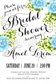 Bridal Shower Invitation Templates Awesome Baby Shower Invitation Of Rose Save The Date Wedding Invitation