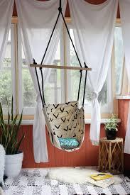 Swing Chair In Bedroom 25 Best Indoor Hanging Chairs Trending Ideas On Pinterest Swing
