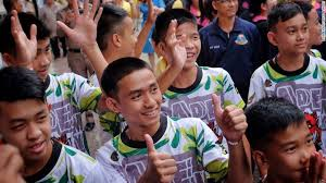 Image result for thailand boys lost in cave