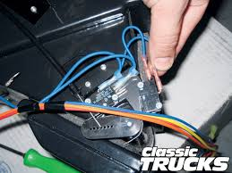 hotrod com 1970 chevy c10 wiring harness 1972 Chevy Truck Wiring Harness #36